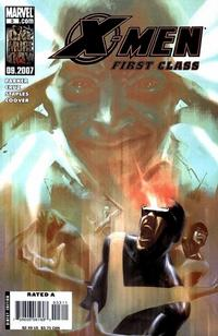 Cover Thumbnail for X-Men: First Class (Marvel, 2007 series) #3
