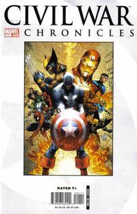 Cover Thumbnail for Civil War Chronicles (Marvel, 2007 series) #1