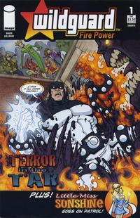 Cover Thumbnail for Wildguard: Fire Power (Image, 2004 series) #1 [Cover A]