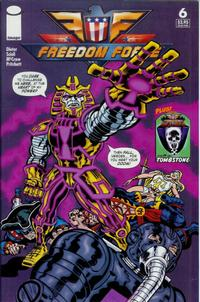 Cover Thumbnail for Freedom Force (Image, 2005 series) #6
