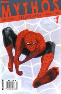 Cover Thumbnail for Mythos: Spider-Man (Marvel, 2007 series) #1