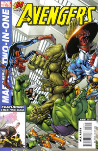 Cover Thumbnail for Marvel Two-In-One (Marvel, 2007 series) #2