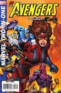 Cover Thumbnail for Marvel Two-In-One (Marvel, 2007 series) #3 [Direct Edition]