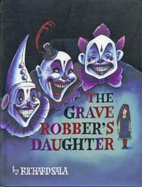 Cover Thumbnail for The Grave Robber's Daughter (Fantagraphics, 2006 series)