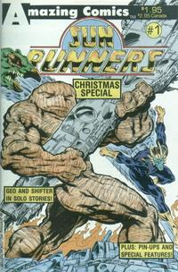 Cover Thumbnail for The Sun Runners Christmas Special (Amazing, 1987 series) #1