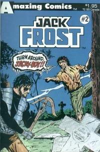 Cover Thumbnail for Jack Frost (Amazing, 1987 series) #2