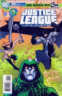 Cover Thumbnail for Justice League Unlimited (DC, 2004 series) #37
