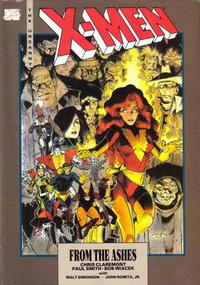 Cover Thumbnail for The Uncanny X-Men: From the Ashes... (Marvel, 1990 series)