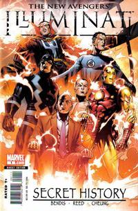 Cover Thumbnail for New Avengers Illuminati: Secret History (Marvel, 2007 series)