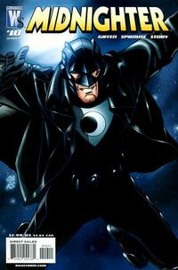 Cover Thumbnail for Midnighter (DC, 2007 series) #10