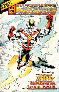 Cover Thumbnail for Alternate Heroes (Prelude Graphics, 1986 series) #1
