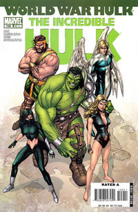 Cover Thumbnail for Incredible Hulk (Marvel, 2000 series) #109