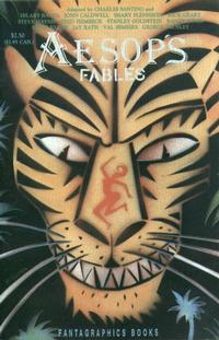 Cover Thumbnail for Aesop's Fables (Fantagraphics, 1991 series) #1