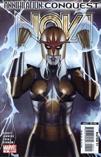 Cover Thumbnail for Nova (Marvel, 2007 series) #5