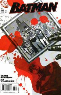 Cover Thumbnail for Batman (DC, 1940 series) #667