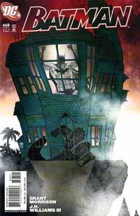 Cover Thumbnail for Batman (DC, 1940 series) #668