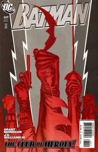 Cover Thumbnail for Batman (DC, 1940 series) #669