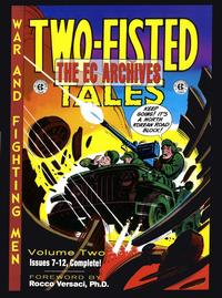 Cover Thumbnail for EC Archives: Two-Fisted Tales (Gemstone, 2007 series) #2
