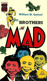 Cover Thumbnail for The Brothers Mad (Ballantine Books, 1958 series) #267