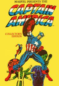 Cover Thumbnail for Captain America Collector's Edition (Marvel UK, 1981 series)
