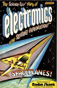 Cover Thumbnail for The Science Fair Story of Electronics-Spaceplanes (Radio Shack, 1986 series) #Fall 1986, Spring 1987