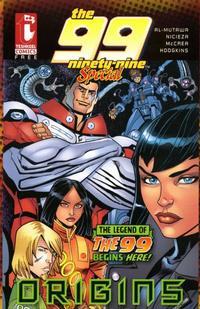 Cover Thumbnail for The 99: Origin Preview (تشكيل كومكس [Teshkeel], 2007 series)