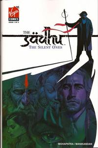 Cover Thumbnail for The Sadhu: The Silent Ones (Virgin, 2007 series) #1