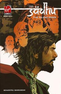 Cover Thumbnail for The Sadhu: The Silent Ones (Virgin, 2007 series) #2