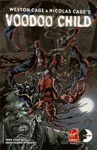 Cover Thumbnail for Voodoo Child (Virgin, 2007 series) #2