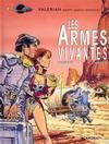 Cover for Valérian (Dargaud éditions, 1970 series) #14 - Les armes vivantes