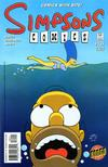 Cover for Simpsons Comics (Bongo, 1993 series) #135