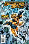 Cover for Booster Gold (DC, 2007 series) #1 [Dan Jurgens Cover]