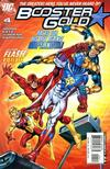Cover for Booster Gold (DC, 2007 series) #4