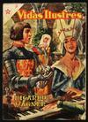 Cover for Vidas Ilustres (Editorial Novaro, 1956 series) #7