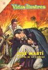 Cover for Vidas Ilustres (Editorial Novaro, 1956 series) #13