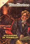 Cover for Vidas Ilustres (Editorial Novaro, 1956 series) #15