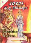 Cover for Joyas de la Mitología (Editorial Novaro, 1962 series) #2
