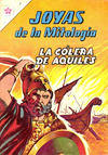 Cover for Joyas de la Mitología (Editorial Novaro, 1962 series) #3