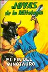 Cover for Joyas de la Mitología (Editorial Novaro, 1962 series) #24