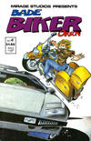 Cover for Bade Biker and Orson (Mirage, 1986 series) #4