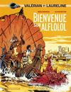 Cover for Valérian (Dargaud éditions, 1970 series) #4 - Bienvenue sur Alflolol