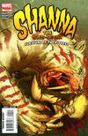 Cover for Shanna the She-Devil: Survival of the Fittest (Marvel, 2007 series) #4