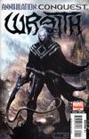 Cover for Annihilation: Conquest - Wraith (Marvel, 2007 series) #1