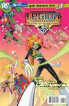Cover for The Legion of Super-Heroes in the 31st Century (DC, 2007 series) #6 [Direct Sales]