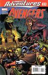 Cover for Marvel Adventures The Avengers (Marvel, 2006 series) #11