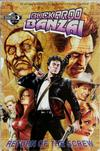 Cover for Buckaroo Banzai: Return of the Screw (Moonstone, 2006 series) #1 [Cover A]