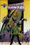 Cover for Buckaroo Banzai: Return of the Screw (Moonstone, 2006 series) #2 [Cover A]