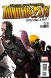 Cover for Thunderbolts (Marvel, 2006 series) #116
