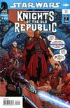 Cover for Star Wars Knights of the Old Republic (Dark Horse, 2006 series) #19