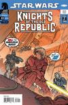 Cover for Star Wars Knights of the Old Republic (Dark Horse, 2006 series) #22